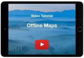 Download Maps for Offline Use